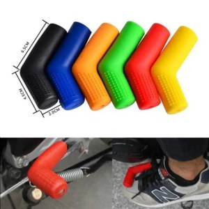 Accessories Motorcycle Gear Shift Lever Cover Rubber Sock Boot Shoe Protector Boot