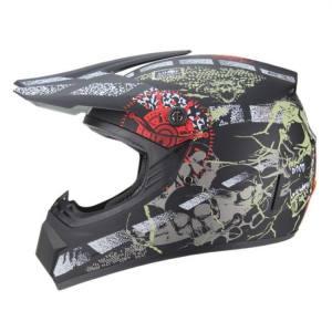 Accessories Motorcycle Adult motocross ATV Dirt bike Downhill MTB  Off Road Helmet Adult