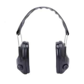 FREE SHIPPING Electronic Shooting Earmuff [ Comes with Hard Travel Storage Carrying Case Bag], Noise Reduction Sound Amplification Electronic Safety Ear Muffs and Storage Case Ear