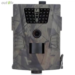 FREE SHIPPING Outlife HT-001 850nm IR GPRS Hunting Camera Night vision 30pcs LEDs 750P 1084P Wildlife Trail Cameras Animal Photo Traps camera