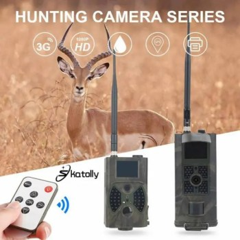 FREE SHIPPING Hunting Camera HC300M HC700G HC800M 3G GSM 1080P Photo Traps Infrared Night Vision Wild Trail Cameras Scouting camera