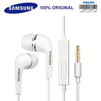 SAMSUNG Earphone EHS64 Wired 3.5mm In-ear with Microphone for Samsung  Galaxy S8 S8-Edge a647c8bd59