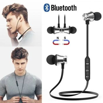 FREE SHIPPING Wireless Bluetooth Earphone Stereo Headphones Audifonos Bluetooth Sports Headset For Xiaomi iPhone Samsung Ecouteur Auriculares Free shipping