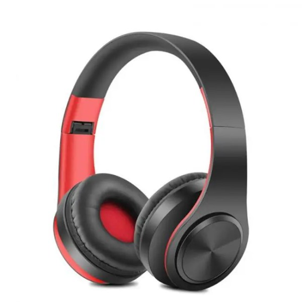Headphone New Portable Wireless Headphones Bluetooth Stereo Foldable Headset Audio Mp3 Adjustable Earphones with Mic for Music Free shipping