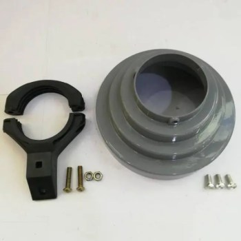 FREE SHIPPING Conical scalar ring cone and c band lnb holder [tag]
