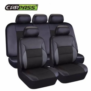 Covers Universal PU Leather Automotive Car Seat Covers Auto