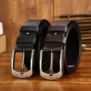 FREE SHIPPING Luxury strap men belts top selling cow genuine leather two colors designer belts for jeans leisure style male cow leather Belt