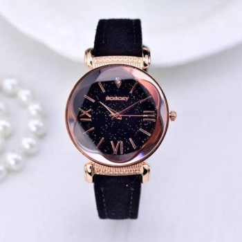 FREE SHIPPING New Fashion Gogoey Brand Rose Gold Leather Watches Women ladies casual dress quartz wristwatch reloj mujer go4417 clock