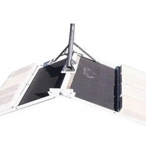 Satellite TV AISatellite NPR-PEK Non-penetrating Peak Satellite Dish Antenna Mount AISatellite