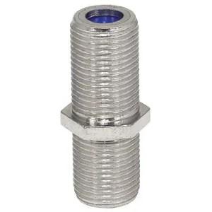 RG6 RG11 PV05F81HF  Conn, Barrel 100 pc bag 3GHZ-High Freq Compression