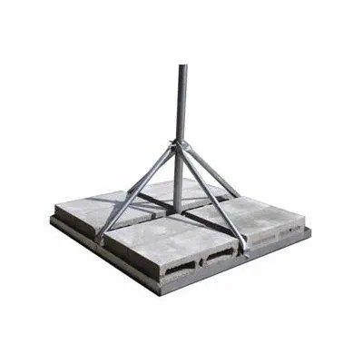 Mounts NON PENETRATING FLAT ROOF MOUNT TYPE FRM-Series antenna