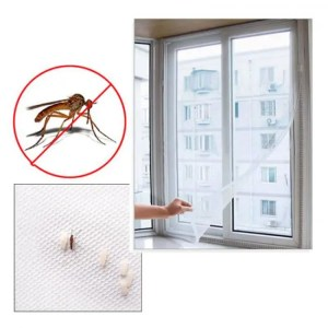 FREE SHIPPING Window Anti Mosquito Bug Fly Insect Mesh Net Screen Anti