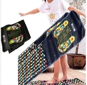 FREE SHIPPING Reflexology Foot Massager Mat 170cm x 35cm (70″ x 13.8″) acupressure