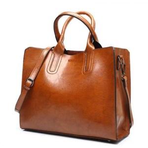 FREE SHIPPING Women's Elegant Leather Shoulder Bag [tag]