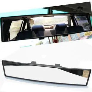 Accessories Large Panoramic Rearview Mirror wideangle