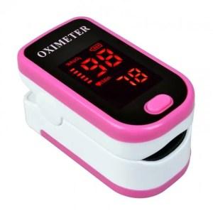 FREE SHIPPING Finger Pulse Oximeter w/ Case digital