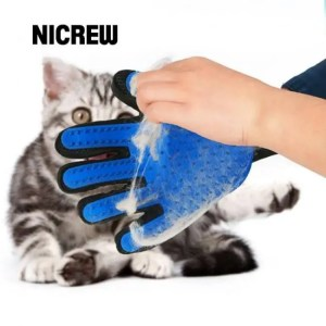 FREE SHIPPING Hair Grooming Brush Comb Glove for Pet Dog or Cat Brush