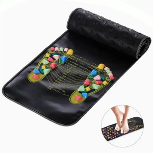 FREE SHIPPING Reflexology Foot Massager Mat 70cm x 35cm (27.5″ x 13.8″) acupressure