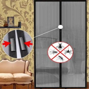 FREE SHIPPING Door / Window Anti Mosquito Bug Fly Insect Mesh Net Screen Anti