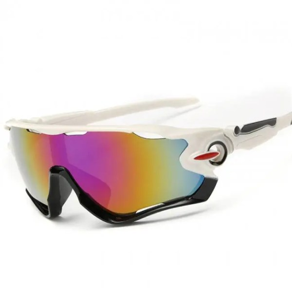 FREE SHIPPING 6 Colors Hiking Eyewear Goggles UV400 Sport Shooting Climbing Mountain Sunglasses 6