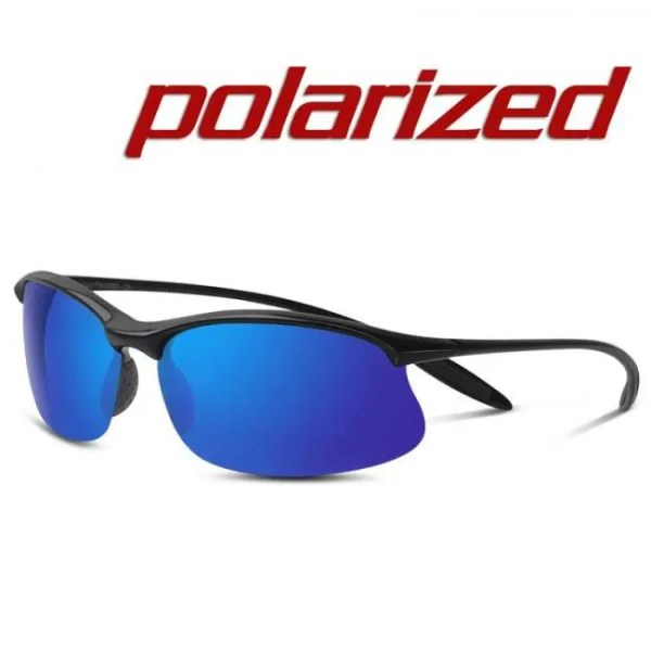 FREE SHIPPING Unbreakable Polarized Sports Sunglasses for Men and Women Frame for Running Hiking Outdoor Baseball