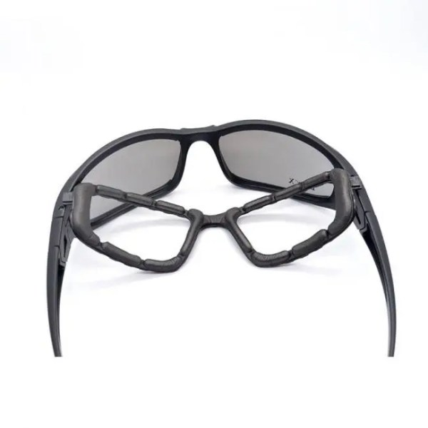 FREE SHIPPING Military Goggles Sunglasses With 4 Lens Original Box Men Shooting Eyewear 4