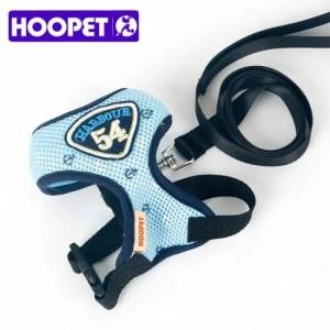 FREE SHIPPING HOOPET Pet Cat Vest Harness Leash Suit Set Cat