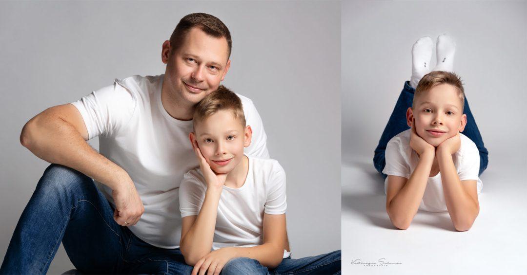sesja tata i syn