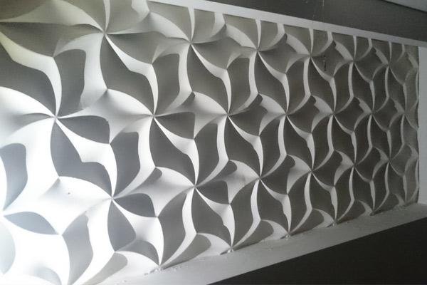 3D panely Loft System