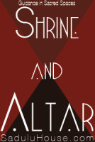 Shrine and Altar DVD