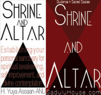 Shrine and Altar DVD and Book