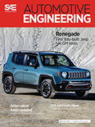 Automotive Engineering: March 18, 2014
