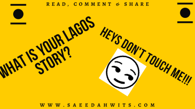What is Your Lagos Story?