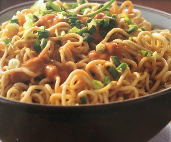 Recipe: Sesame Cold noodles