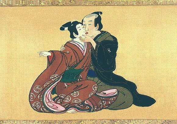 Samurai_kiss