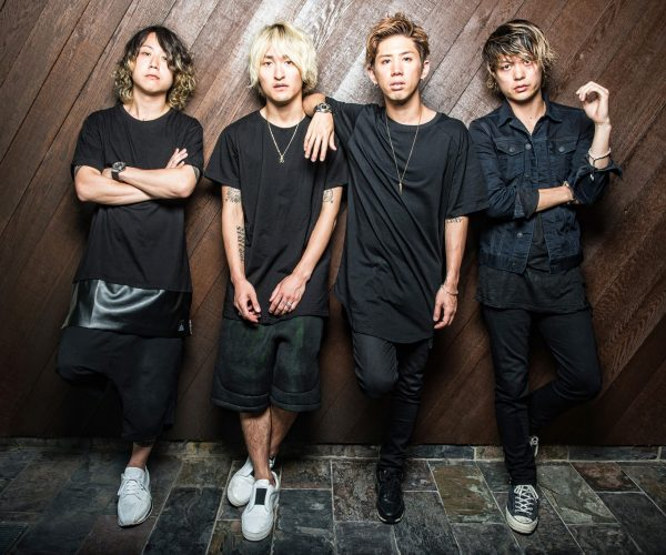 Band: ONE OK ROCK