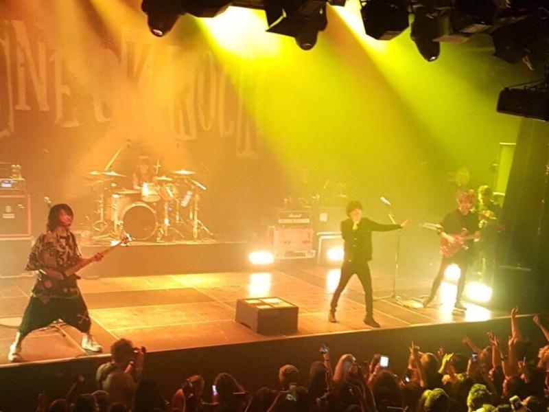 ONE OK ROCK in Amsterdam