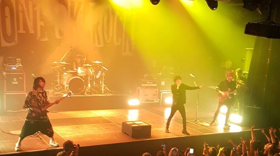 ONE OK ROCK in Amsterdam