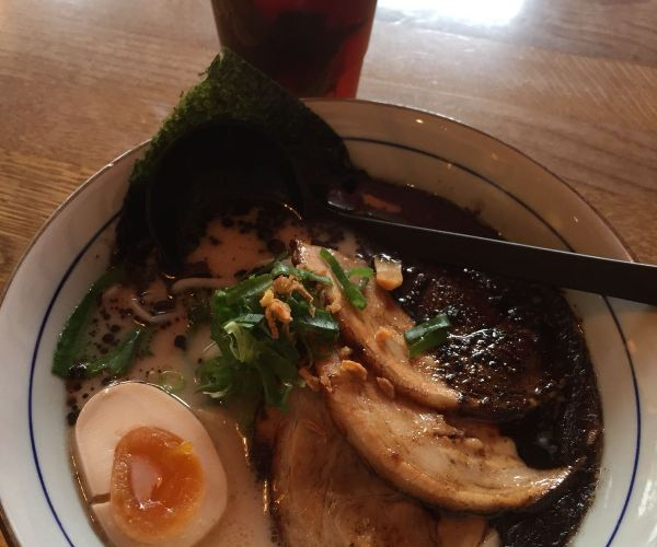 Food: Ramen