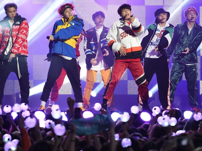 Interview: Special BTS ARMY