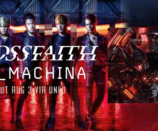 Album: Ex_Machina – CROSSFAITH