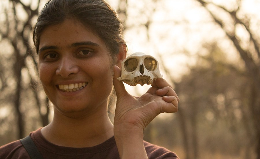 Warriors for Wildlife: Tete a tete with Prajakta Hushangabadkar