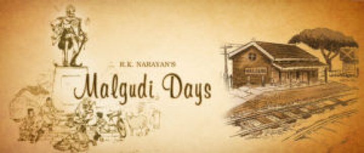 tales from the Malgudi days by famous story-teller R.K. Narayanan