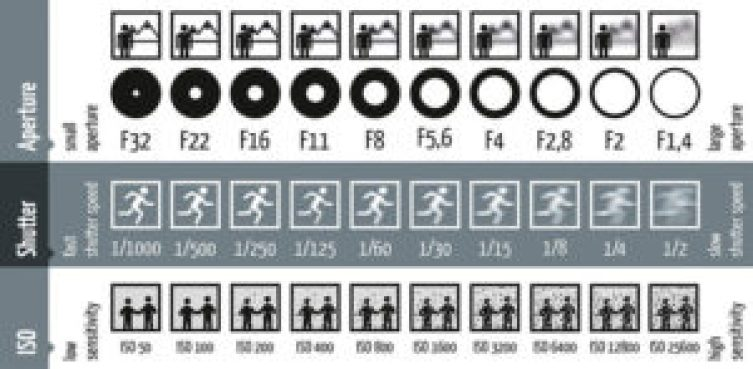 Basics of photography – from Auto mode to Manual mode