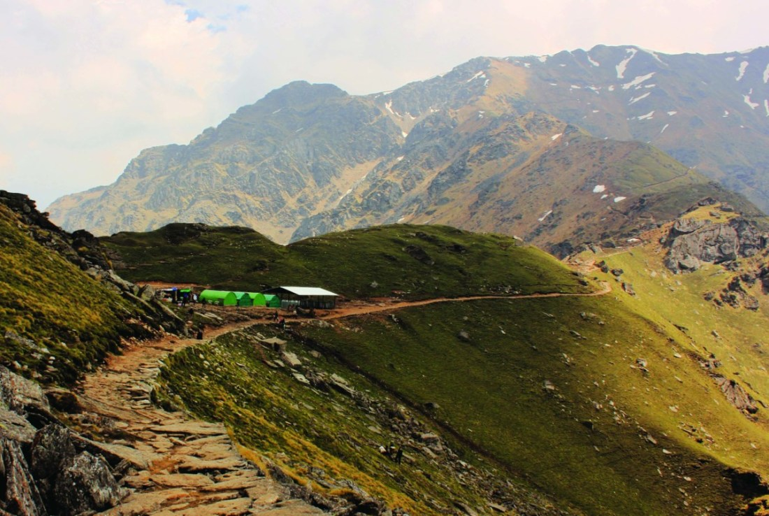 The unpaved paths that lead one to the untamed lands of Roopkund