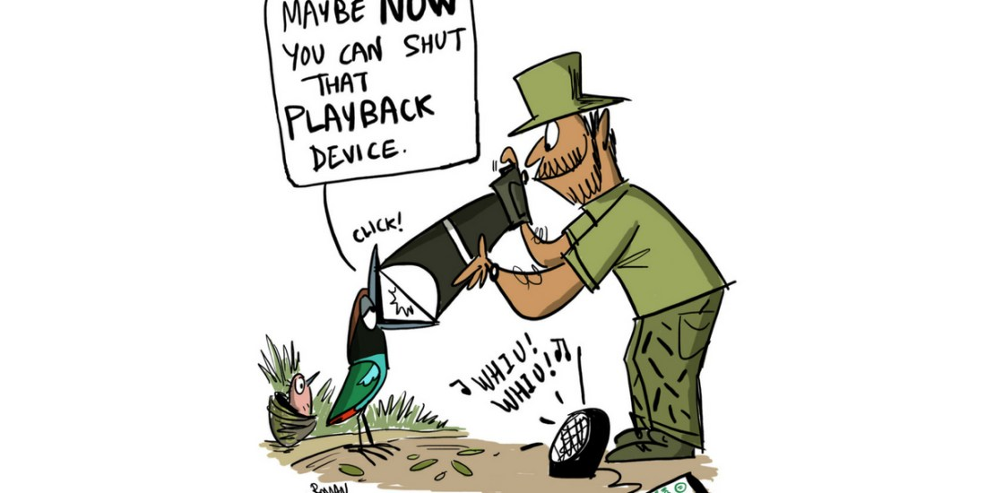 A Plea Against Playback