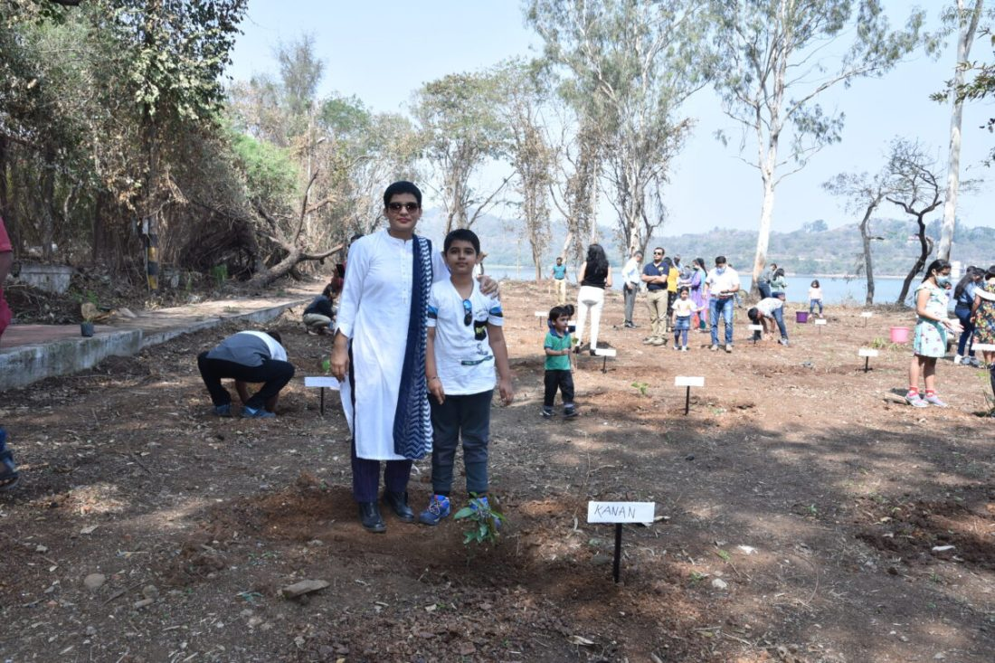 Pune City's First Sacred Grove