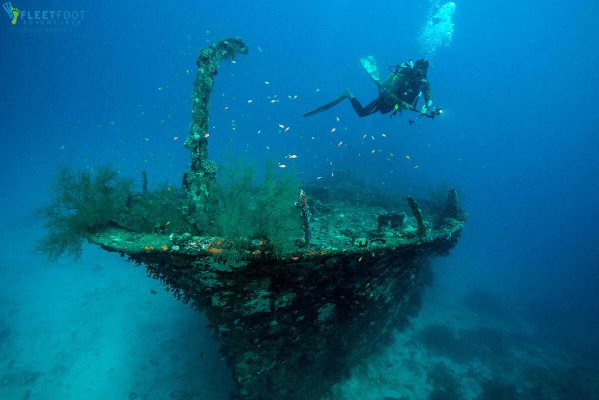 Underwater Enigmas: Our Top Dive Destinations