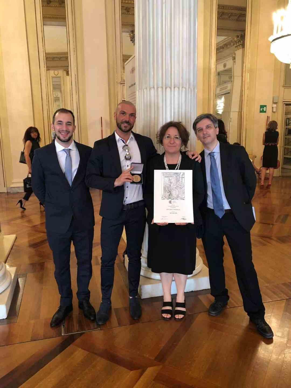 Premio Impresa e lavoro 2019 - safacli