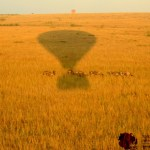 Weather conditions vary with each balloon ride everyday during the course of each flight